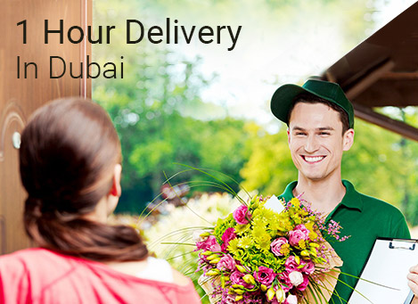 One Hour Delivery in uae