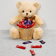 A Basket Loaded with Happiness: Gift Hampers