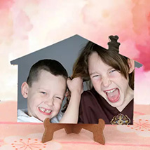 Appealing Personalized Photo Frame: Personalised Gifts