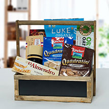 Assorted Treat Hamper: New Arrival Gifts