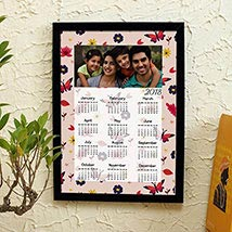Cool Personalized Calender: Personalised Gifts
