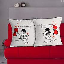 Everlasting Love Cushion: Best Gifts