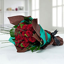 Fresh Red Rose Bouquet: New Arrival Gifts