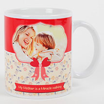 Love For Mom Personalized Mug: Personalised Gifts