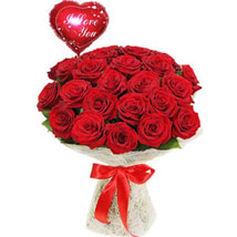 Love with Red Rose: Love & Romance Gifts