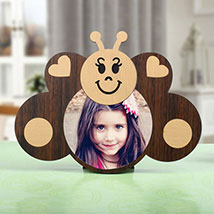 Personalized Butterfly Photo Frame: Personalised Gifts