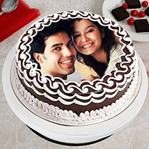 Personalized Cake of Love: Cakes