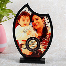 Personalized Wooden Trophy For Mom: Personalised Gifts