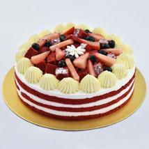 Red Velvety Cake: Birthday Gifts