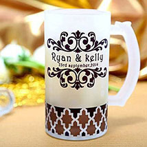 Special Personalize Beer Mug: Personalised Gifts