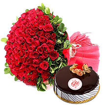 Sweet and Fragrance: Flowers & Cakes