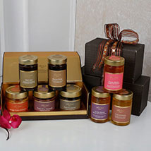 Sweet N Spicy Gift Set: Premium Gifts