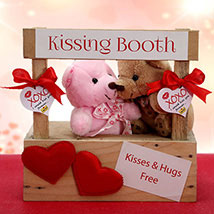 Two Kisses are Better Than One:  Gifts Delivery