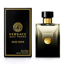 Versace Pour Homme Oud Noir by Versace for Men EDP:  Gifts Delivery